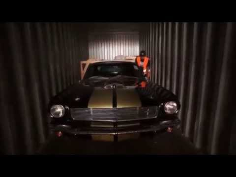 Classic Car Shipping from the USA to Australia...Done Right!