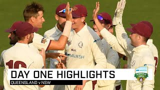 Rare duck for Smith as lesser lights shine | Marsh Sheffield Shield 2019-20