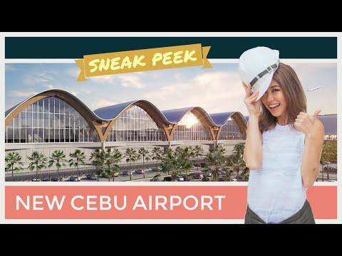 Sneak Peek of The New Cebu Airport   Kryz Uy