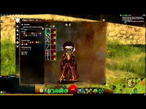 GW2 - Dyes, and How To Use or Find them — [SA]