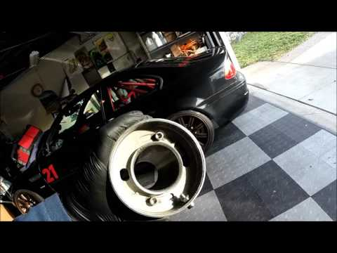 How to Build an Exhaust Silencer (Laguna Seca Track Pipe)