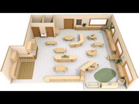 Design Your Own Classroom Floor Plan
