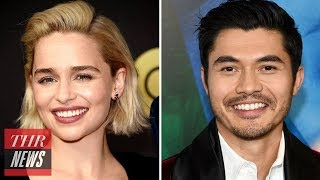 Emilia Clarke & Henry Golding to Be Love Interests in Universal's 'Last Christmas'   THR News