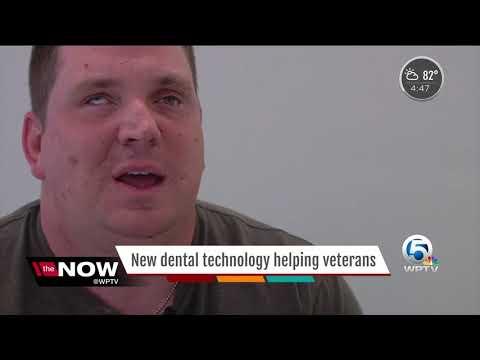 New dental technology helping veterans