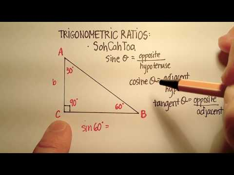 Trigonometry: Introduction (Part 1)