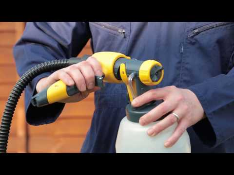 Tips & Tricks for the Fence & Decking Sprayer