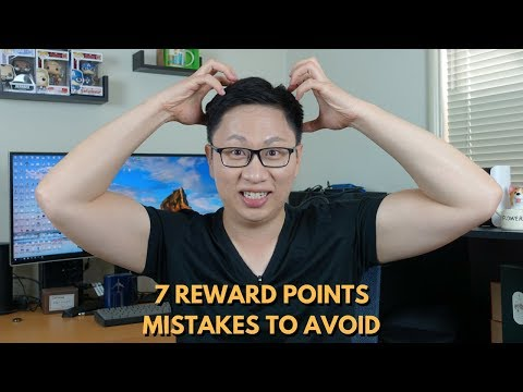 Common Reward Points Mistakes to Avoid