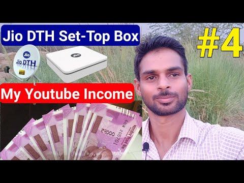 My Youtube Income,Jio DTH Set-Top Box,MIUI 10 Update for Redmi 4, Jio FTTH QnA #4
