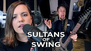 Sultans of Swing (metal cover by Leo Moracchioli feat. Mary Spender)