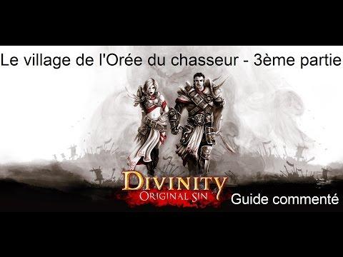 38 - Divinity Original Sin - Guide commenté FR HD - Le village de l'Orée du chasseur - 3ème partie