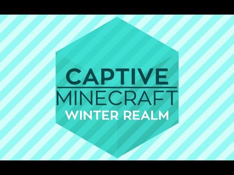 Deconstructing Captive Minecraft IV: Winter Realm [Minecraft 1.10] (HD 1080p 60fps)