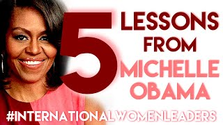 Download Michelle Obama - 5 LESSONS Video