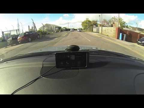 HTC One - Uchwyt samochodowy Test Drogowy