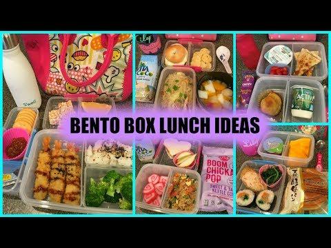 BENTO BOX LUNCH IDEAS     HAWAII STYLE🌺 WEEK #3