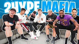 2HYPE Plays MAFIA on ZOOM w/ Troydan - 2HYPE MAFIA #3