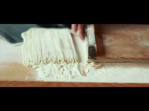 Chef Osamu Tagata - The Making of Soba Noodles