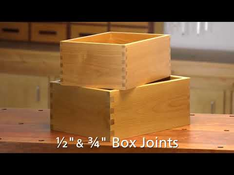 Leigh Box Joint & Beehive Jig Model B975 - Overview