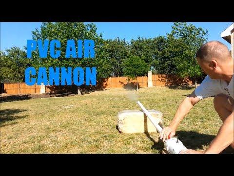 PVC Air Cannon