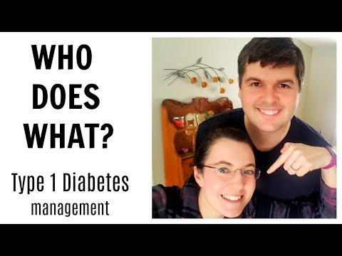Managing Diabetes Together | Who does what? | Type 1 Diabetes in Children