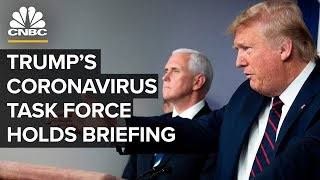 WATCH LIVE: Coronavirus task force holds briefing as Pelosi calls for more spending - 4/3/2020
