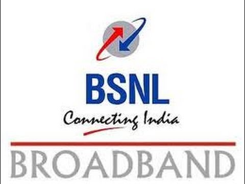 Change BSNL Broadband plan online