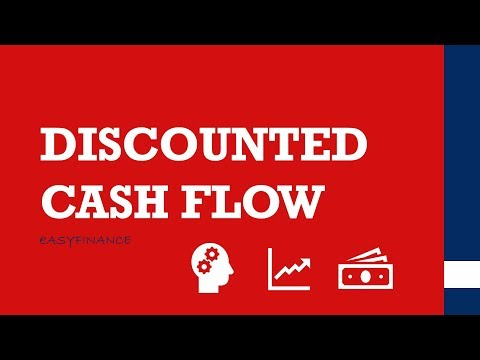DISCOUNTED CASH FLOW explained / WACC