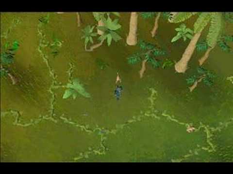 Where to Find a Blue Gecko in Runescape