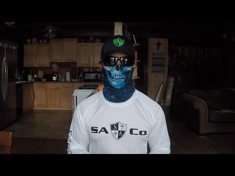 S A Company Face Shield Review Sa Team Fishing Masks