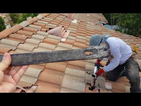 Roofers don't want me to show you this!  How to Repair your Roof and Seal the Flashing.