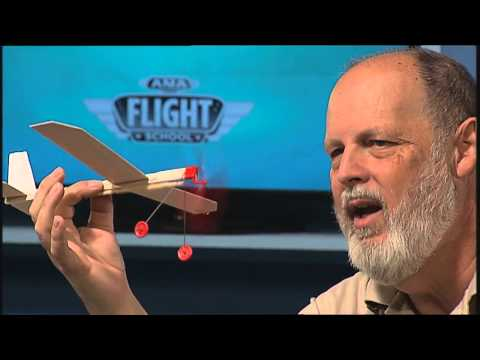How To Modify and Fly a Tethered Rubber Power Model with Dave Gee