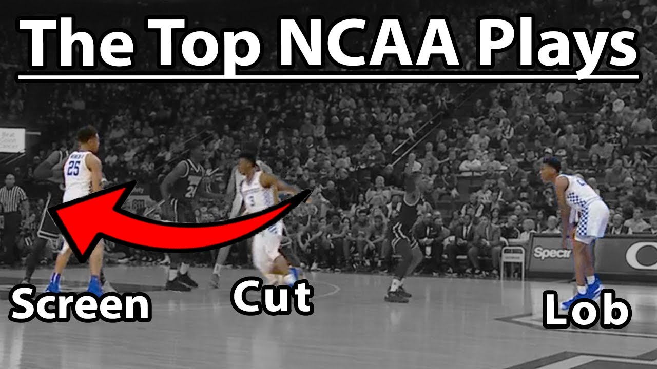 The 10 Plays Used by Every College Basketball Team