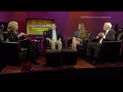 Conversations Live: Heroin Epidemic