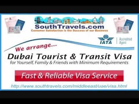 Dubai Visa - How To Get Dubai Tourist Visa & Dubai Transit Visa FAST!
