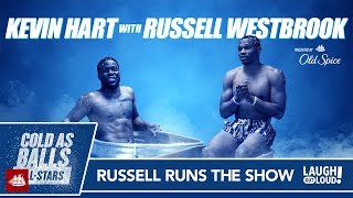 Download Cold As Balls: Russell Westbrook and Kevin Hart | Old Spice Video