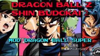 Dragon Ball Z Shin Budokai 2 - Goku Absalon Mod