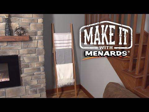 Decorative Ladder - Make It With Menards