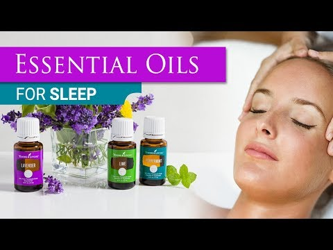 How to Use An Essential Oil for Restful SLEEP