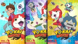 Yo- Kai Watch - Unboxing De La Box 1 Saison 2