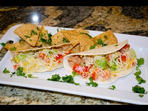 The BEST Chicken Tacos ever -Awesome! - Recipe