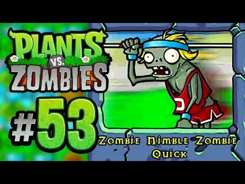 Plants vs. Zombies - Zombie Nimble Zombie Quick