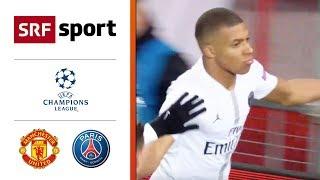 Manchester United - Paris St. Germain 0:2 | Highlights - Champions League 2018/19