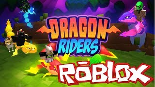 The FGN Crew Plays: ROBLOX - Dragon Riders (PC)