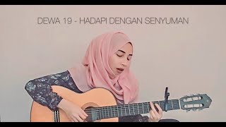 Download Dewa 19 Hadapi Dengan Senyuman Cover By Trimela Mp3