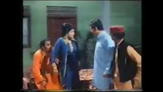 Funny Munawar zareef scene in pakistani comedy film shareef badmash | munawar zareef comedy