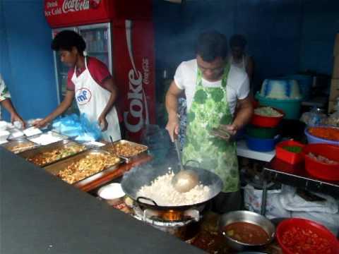 Joji's 3-minute Chilli Chicken at Fiji Showcase