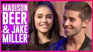 Madison Beer and Jake Miller Play Song Charades | AwesomenessTV Presents