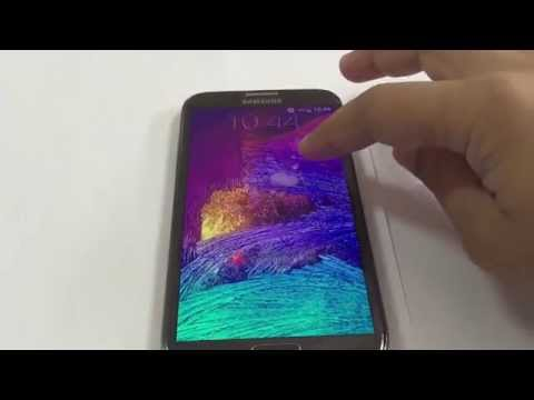 Galaxy Note 4 Official ROM on Galaxy Note 2 | Android 4.4.4 KitKat Official ROM on Galaxy Note 2