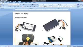 GPS Tracker for swift and gps tracker Installation in swift - PakVim
