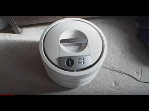 Honeywell 50150 Air Filter / Air Purifier Review