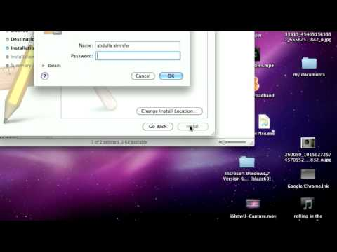 How to install mobile broadband modem on your mac